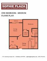 One Bedroom - Medium